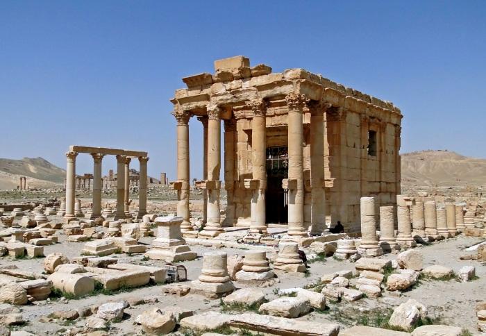 Пальмира в сирийской пустыне. История города, расположение на карте Сирии, что это такое сейчас