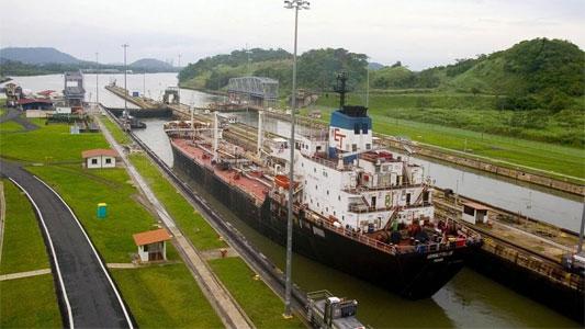 Панамский канал. Фото, где находится на карте мира, описание