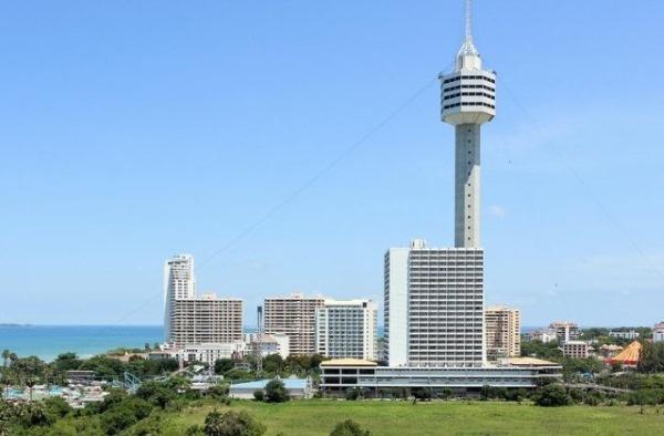 Отель Pattaya Park Beach Resort 3* (Паттайя Парк в Паттайе). Фото, отзывы