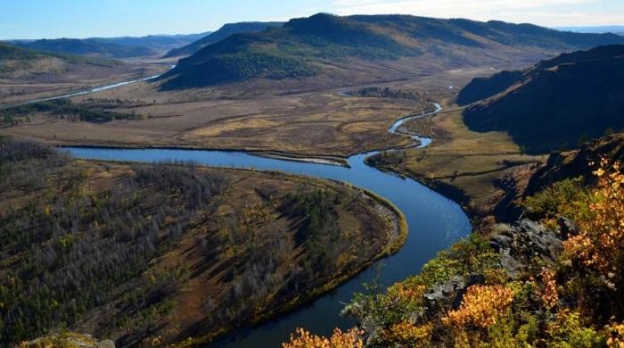 река амур описание