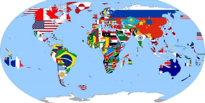 Рейтинг стран по численности населения 2020 и площади территории. Список в мире, Европе за последние 5 лет