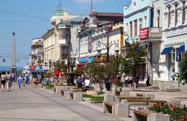 Самара. Достопримечательности и красивые места. Что посмотреть туристу, пешие маршруты