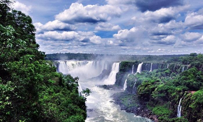 Самая длинная река в мире, России, Европе, Африке, Америке, США. Рейтинг, рекорды длинных рек