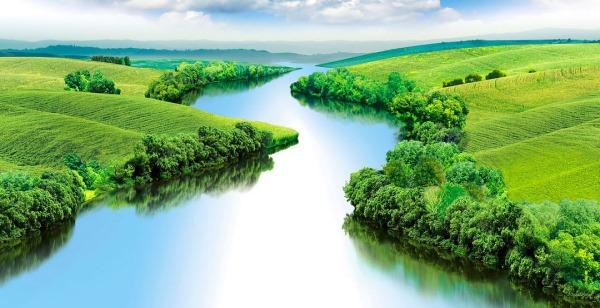 Самая протяженная река в мире (полноводная, длинная). Рейтинг крупных рек на Земле по континентам
