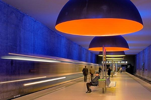 Самое красивое метро в мире. Рейтинг Топ-10. Фото