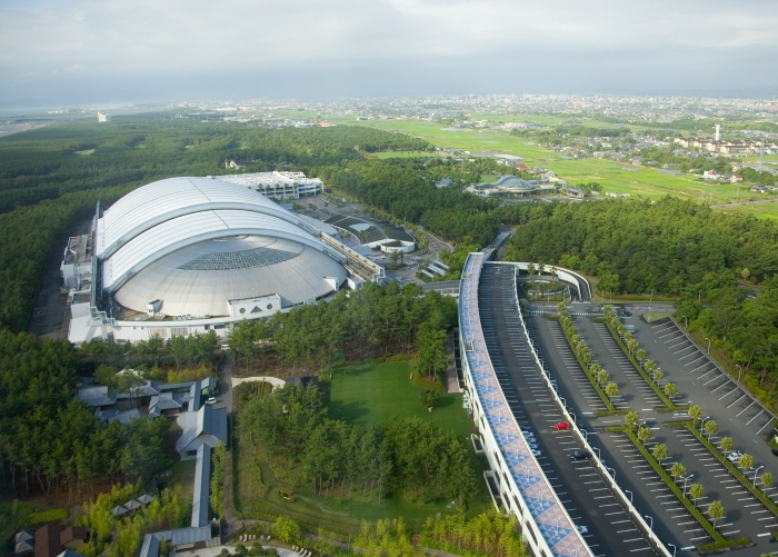 Самые большие аквапарки в мире. Фото, где находятся крытые и открытые