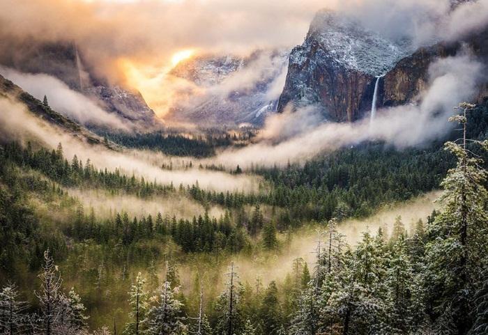 Самые красивые фотографии в мире природы на свете. Картинки зимой, весной, летом, осенью, лес, пейзажи, закаты, с животными
