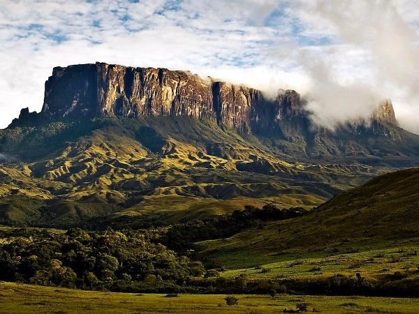 Самые красивые, интересные, удивительные и необычные места в мире природы
