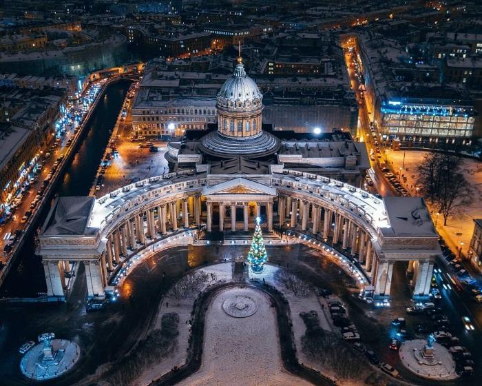 Самые крупные и большие города России по населению, площади. Список
