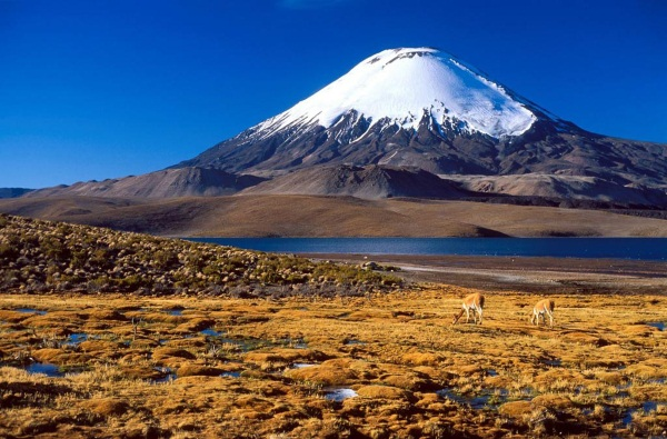 Самые крупные и опасные действующие вулканы мира. Названия, где находятся