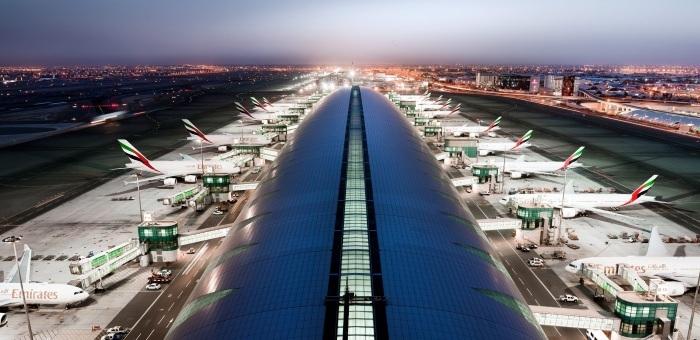 Самые большие аэропорты по площади, пассажиропотоку в мире, Европе, России. Топ-10