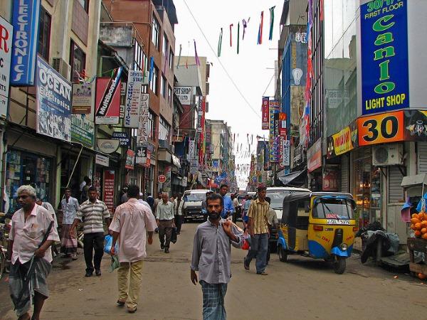 Шри-Ланка. Длина острова, где находится, достопримечательности на карте, туры