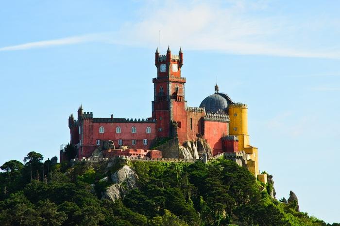 Синтра, Португалия. Достопримечательности, фото, советы туристам