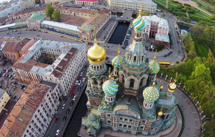 Спас на крови Санкт-Петербург. История, адрес, режим работы