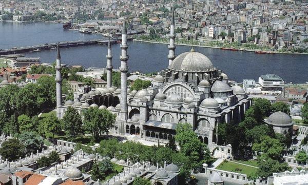 Мечеть Сулеймание в Стамбуле подробная и точная информация