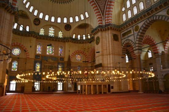 Сулеймание мечеть в Стамбуле. Гробница Роксоланы и Сулеймана. История, описание, как добраться