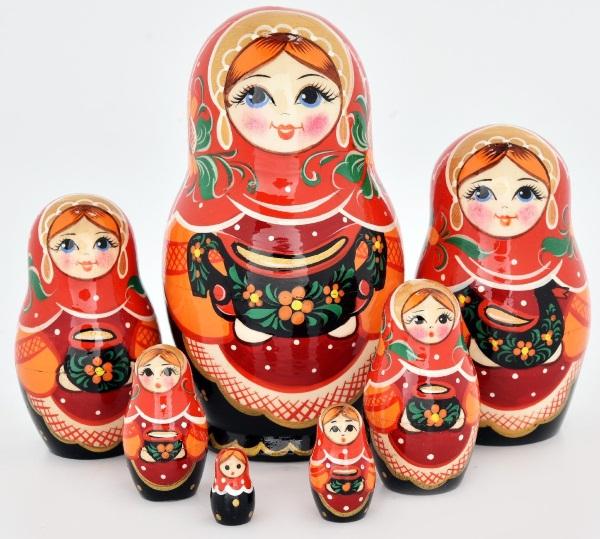 Сувениры из России для иностранцев недорого, популярные из разных городов