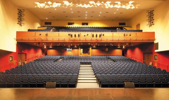 Театриум на Серпуховке. Фото зала, лучшие места, как добраться
