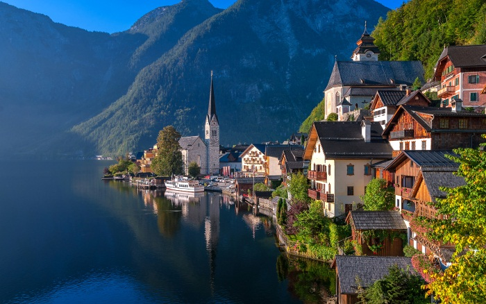 Топ-10 самых чистых стран в мире по экологии, воздуху, природе