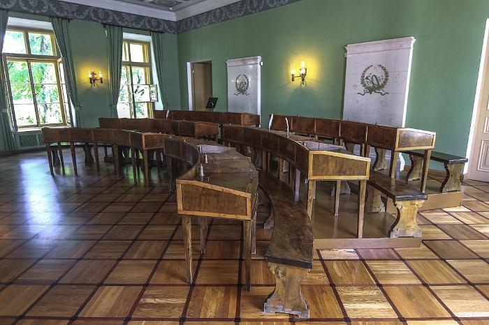 Царскосельский лицей Пушкина где находится, основание, история, воспитанники. Экскурсии