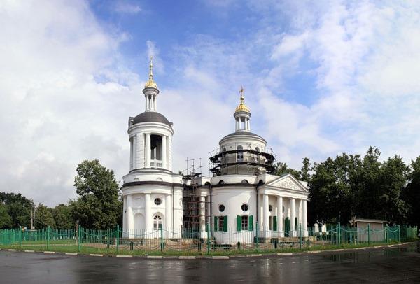 Усадьба Голицыных в Кузьминках. История, как добраться, адрес, фото