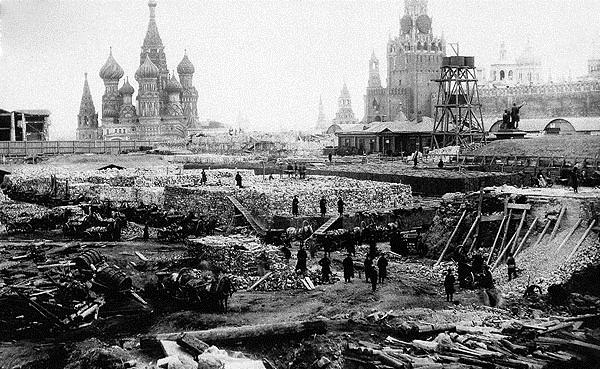 Верхние торговые ряды в Москве, ГУМ. Архитектурный стиль 19 век и наше время. Адрес