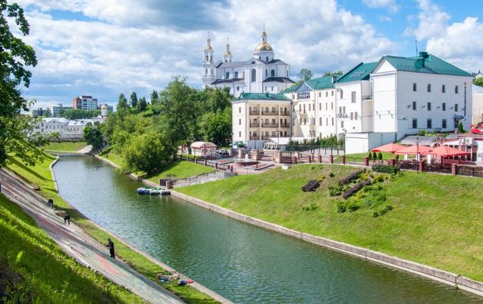 Что посмотреть в Витебске — достопримечательности (фото с описанием)