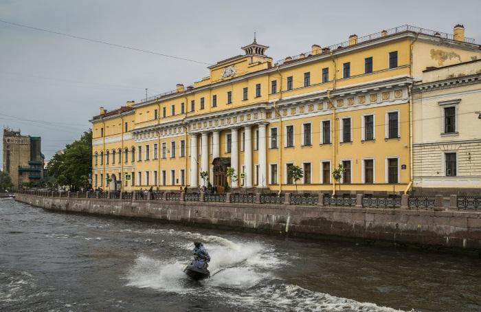 Юсуповский дворец в Санкт-Петербурге. Фото, история создания, адрес на карте, режим работы