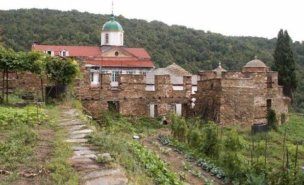 Пантелеимонов монастырь Афон в Греции. Фото, история, как добраться