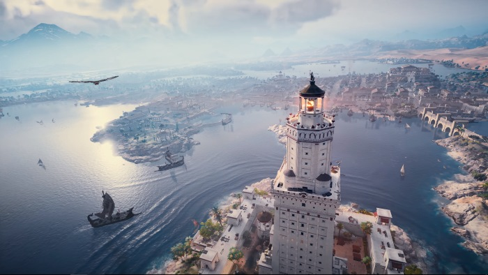 Александрийский маяк. Краткое описание чуда света, где находится, интересные факты
