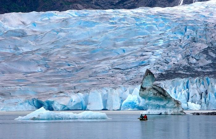 Аляска на карте мира. Фото, граница с Россией, название, описание
