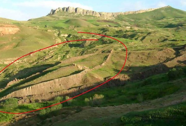 Арарат гора. Фото, где находится, страна, высота, факты истории
