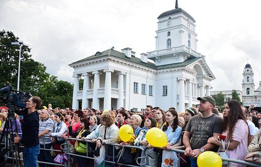 Белоруссия. Достопримечательности, фото и описание, карта, маршрут для туриста