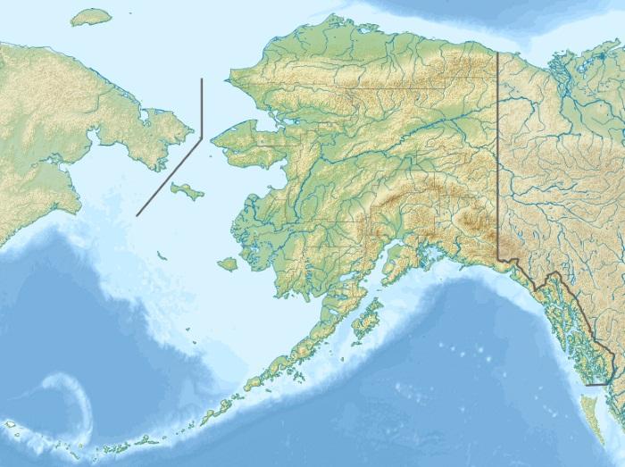 Берингов пролив. Где находится на карте мира, открытие, характеристики, история и описание
