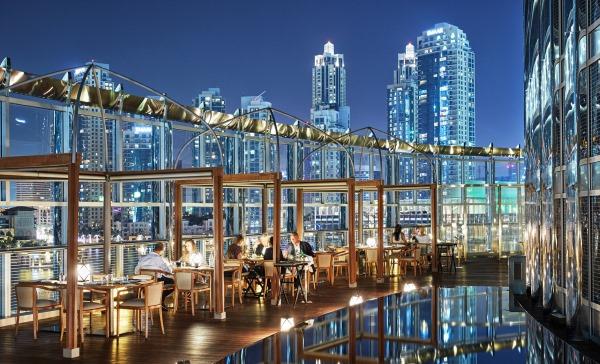 Бурдж Халифа Дубай. Высота, сколько этажей башня, цена билета, история строительства