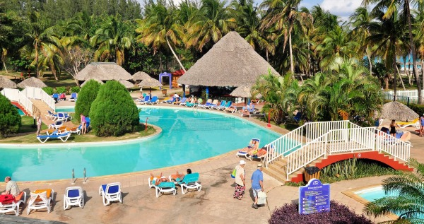 Cubanacan Brisas del Caribe 4*, Куба, Варадеро. Отзывы, фото, номера, цены