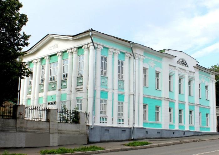 Достопримечательности Александрова Владимирской области. Описание города