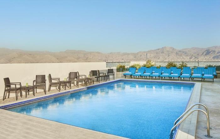 Doubletree by Hilton Ras al Khaimah 4*, ОАЭ. Отзывы, цены отеля