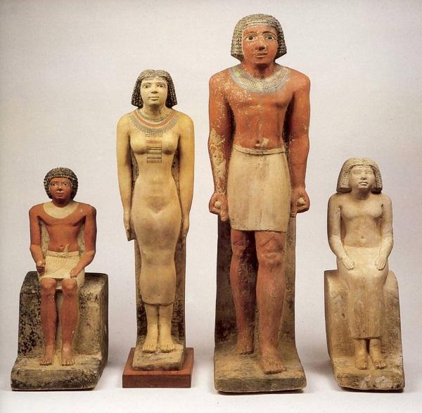 Древний Египет. Интересные факты, чудеса света, пирамиды, храмы, скульптуры, архитектура цивилизации