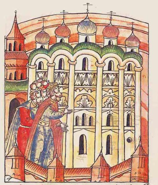 Георгиевский Собор в Юрьеве Польском. Загадки, адрес, история, архитектура, фрески