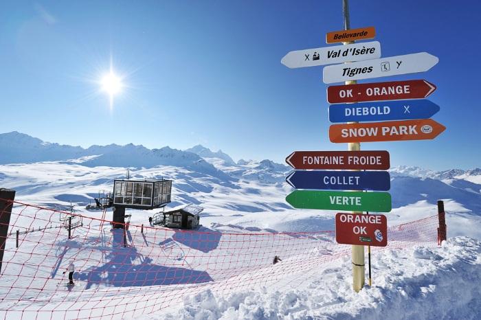 Горнолыжные курорты Франции. Список популярных, недорогие для начинающих. Рейтинг, карты