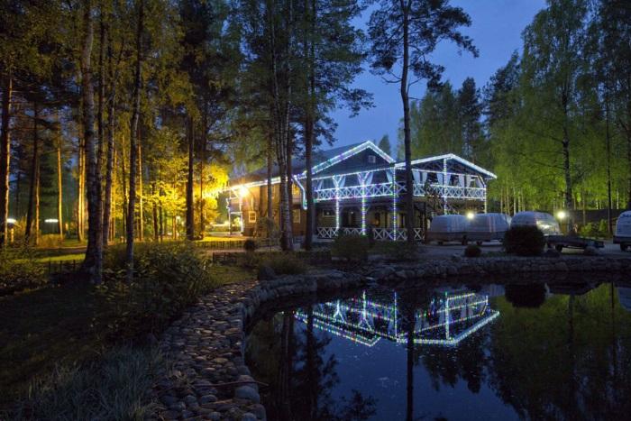 Горнолыжный курорт Золотая долина в Коробицыно. Цены, фото, адрес