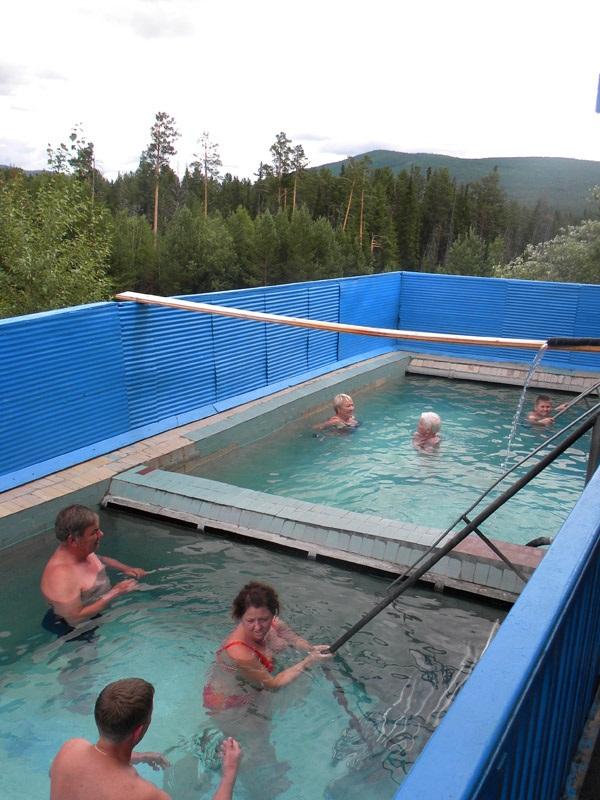 Горячие источники в России. Отдых, список курортов, стоимость