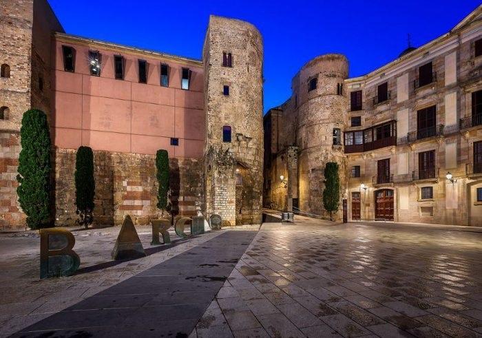 Готический квартал в Барселоне. Достопримечательности, карта, фото, маршрут