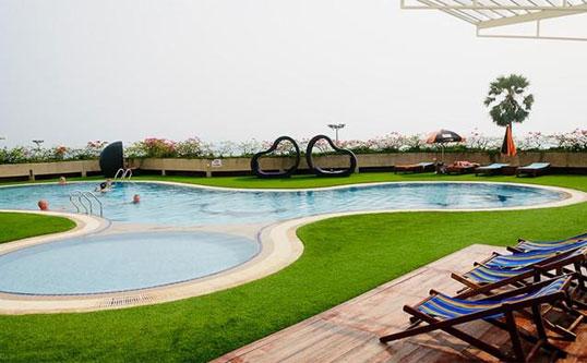 Отель Grand Jomtien Palace Pattaya (Гранд Джомтьен Палас) Паттайя, Таиланд. Отзывы, фото