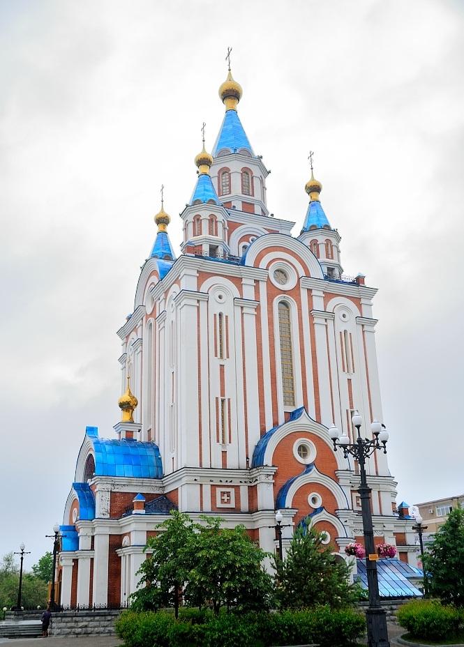 Хабаровск. Где находится город на карте России, достопримечательности, фото