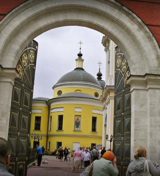 Храм Матроны Московской на Таганке. Адрес, история, фото, как добраться