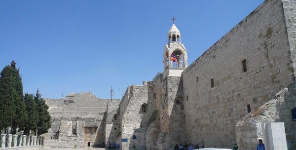 Храм Рождества Христова в Вифлееме, история Базилика с описанием