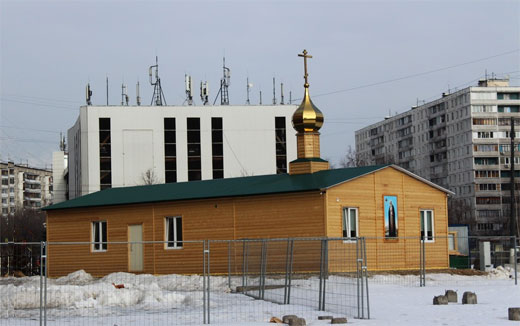 Храм Серафима Саровского в Дегунино. Расписание богослужений, как добраться