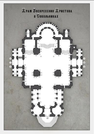 Храм Воскресения Христова в Сокольниках. Расписание богослужений, адрес, святыни, история